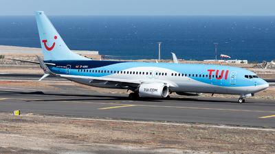 A picture of DABKI - Boeing 73786J - TUI fly - © Román A. Pérez