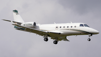 A picture of N722SW - Gulfstream G150 - [230] - © Moralesroger25