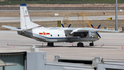 53218 - Xian Y-7 - China - Air Force