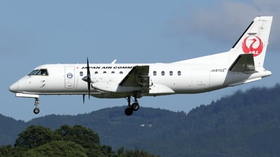 JA8703 - Saab 340B - Japan Air Commuter (JAC)