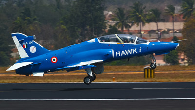 HAL100 - Hindustan Aeonautics Hawk-i - Hindustan Aeronautics