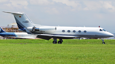 YV2896 - Gulfstream G-III - Private