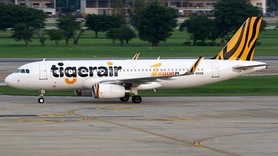 B-50016 - Airbus A320-232 - Tigerair