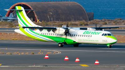 A picture of ECMPI - ATR 72600 - Binter Canarias - © Pablo Gonzalez de Leon