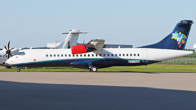 OY-YCP - ATR 72-212A(600) - Nordic Aviation Capital (NAC)