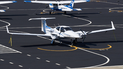 A picture of N315ER - Diamond DA42NG Twin Star -  - © Zachary Wilkie