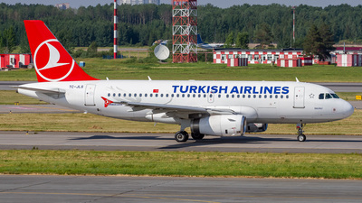 A picture of TCJLS - Airbus A319132 - Turkish Airlines - © Alexander Belyakov