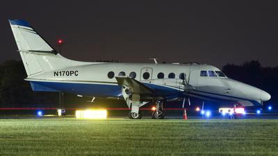 N170PC - British Aerospace Jetstream 31 - Private
