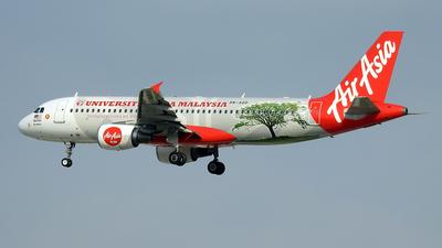 9M-AQD - Airbus A320-216 - AirAsia