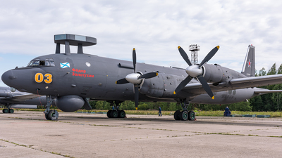 RF-75338 - Ilyushin IL-38 May - Russia - Navy