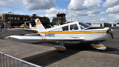 D-EBTC - Piper PA-28-140 Cherokee B - Private