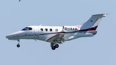 D-IAAW - Embraer 500 Phenom 100 - Arcus-Air