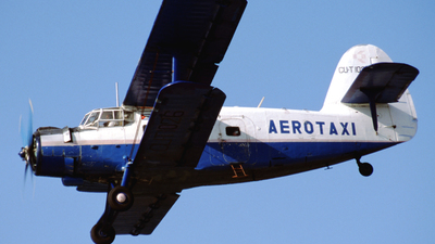 CU-T1026 - PZL-Mielec An-2 - Aerotaxi