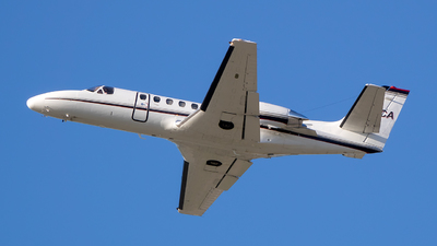 A picture of N65CA - Cessna 560 Citation Ultra - [5600455] - © Stephen J Stein