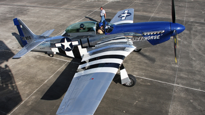 NL351DT - North American P-51D Mustang - Private