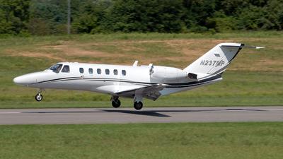 N237MP - Cessna 525A CitationJet 2 - Private