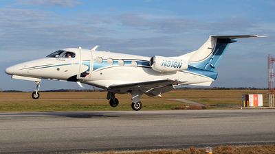 N316N - Embraer 500 Phenom 100 - Private
