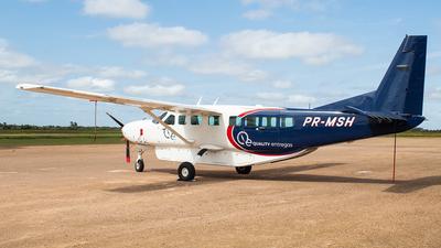 PR-MSH - Cessna 208B Grand Caravan - Quality Entregas