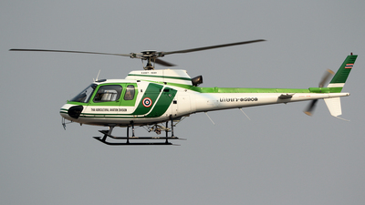 18301 - Eurocopter AS 350B2 Ecureuil - Thailand - Bureau of Royal Rainmaking and Agricultural Aviation (KASET)