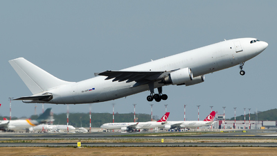 A picture of S5ABW - Airbus A300B4605R(F) - Solinair - © Alp AKBOSTANCI