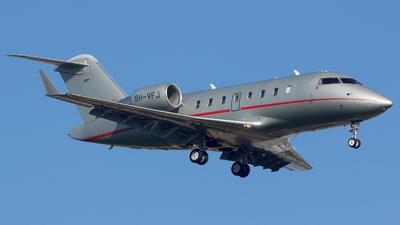 9H-VFJ - Bombardier CL-600-2B16 Challenger 605 - VistaJet
