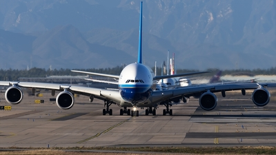 B-6137 - Airbus A380-841 - China Southern Airlines