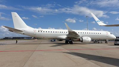 EI-GGA - Embraer 190-200LR - Stobart Air