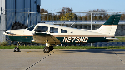 N273ND - Piper PA-28-161 Warrior III - Private