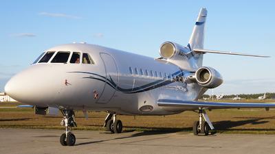 N900KL - Dassault Falcon 900B - Private