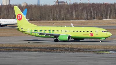 A picture of VQBMG - Boeing 7378LP - S7 Airlines - ©  koba emukhvari