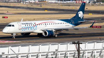 XA-ALR - Embraer 190-100IGW - Aeroméxico Connect