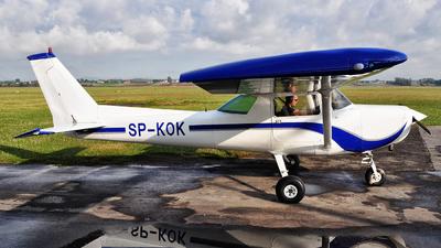 SP-KOK - Cessna 152 II - Aero Club - Krakowski