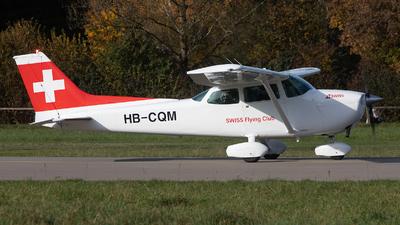 HB-CQM - Cessna 172N Skyhawk - Swiss Flying Club