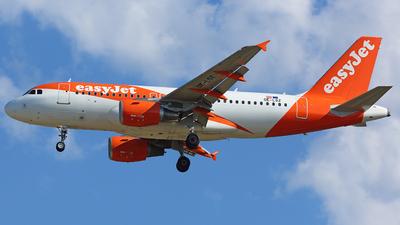 OE-LSZ - Airbus A319-111 - easyJet Europe