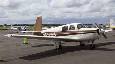 N4564H - Mooney M20C - Private