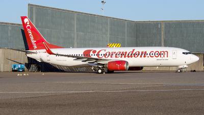A picture of TCTJH - Boeing 73786J - [29121] - © Dutch