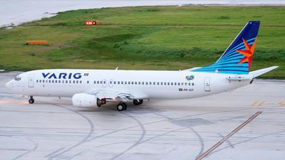 PR-GIT - Boeing 737-809 - Varig