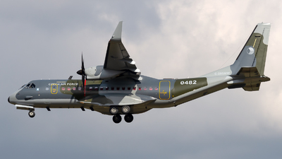0482 - Airbus C295W - Czech Republic - Air Force