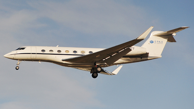 B-3277 - Gulfstream G650 - Private