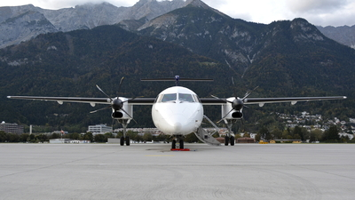 OE-LGQ - Bombardier Dash 8-Q402 - Tyrolean Airways