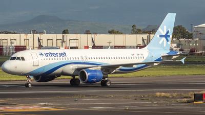 XA-XII - Airbus A320-214 - Interjet