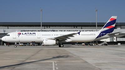 PT-MXA - Airbus A321-231 - LATAM Airlines