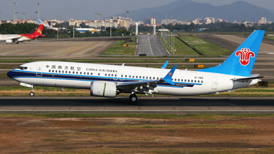 B-1165 - Boeing 737-8 MAX - China Southern Airlines