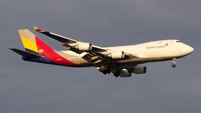 HL7436 - Boeing 747-48EF(SCD) - Asiana Cargo