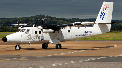 A picture of GISSG - De Havilland Canada DHC6300 Twin Otter - Skybus - © Bradley Bygrave
