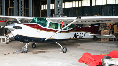 AP-BDY - Cessna 172RG Cutlass RG II - Private