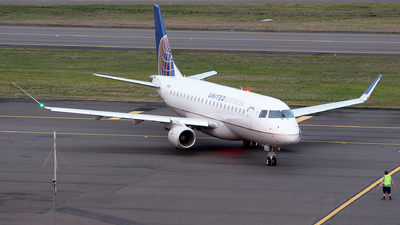 N134SY - Embraer 170-200LR - United Express (SkyWest Airlines)