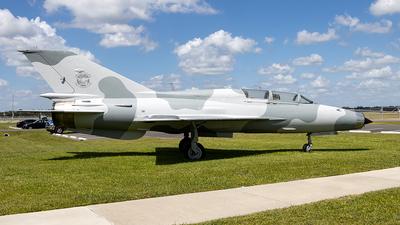 N121TJ - Mikoyan-Gurevich MiG-21U Mongol A - Draken International