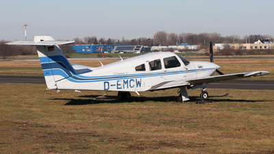D-EMCW - Piper PA-28RT-201T Turbo Arrow IV - Private