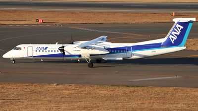 JA848A - Bombardier Dash 8-Q402 - ANA Wings